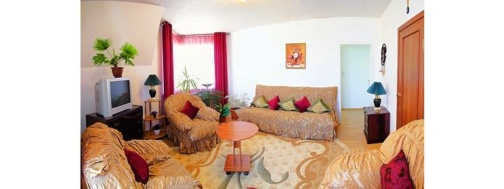 Частная гостиница в Дивноморском